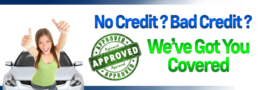 We can help you with car loans, credit repair and more